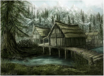 Riverwood by Isriana