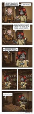 Morrowind: Clean Slate by Isriana