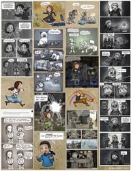 Comic Dump pt. 3 by Isriana