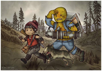 Team Wasteland by Isriana