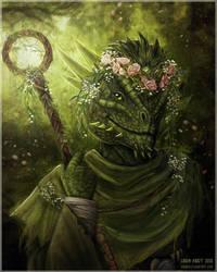 Warden by Isriana