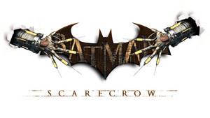 Batman Arkham City Scarecrow by stgelaisalex
