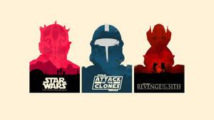Star Wars Prequel Wallpaper by stgelaisalex