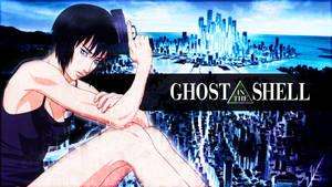 GITS - ''Motoko Kusanagi'' (Wallpaper 02) by Dr-Erich