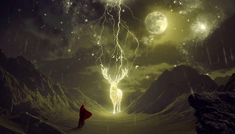 Starfall by sasha-fantom