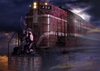 Sky express by sasha-fantom