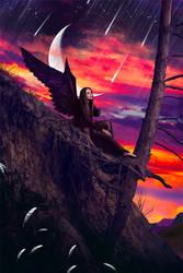 Angel rain by sasha-fantom