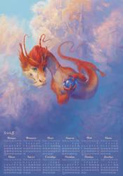 Dragon of Luck by gugu-troll