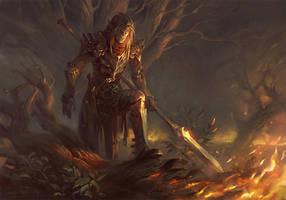 Fire by gugu-troll