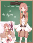 EE!HSAu- Ayame by nadeshikou