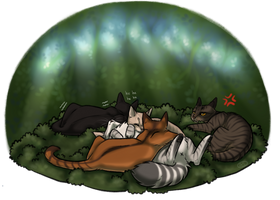Wakeytime Stories by AnnMY