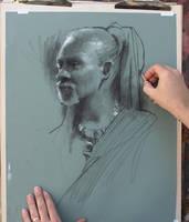 Drawing! by NathanFowkesArt