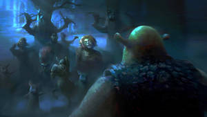 DreamWorks Halloween by NathanFowkesArt