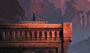 Sinbad Painting! by NathanFowkesArt