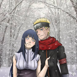 THE LAST: Naruto and Hinata by BayneezOne by nelsonaof