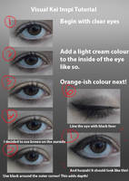 :Visual Kei Makeup Tutorial: by SeikouChan