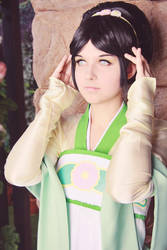 ATLA - I just must behave as a Lady by SorelAmy