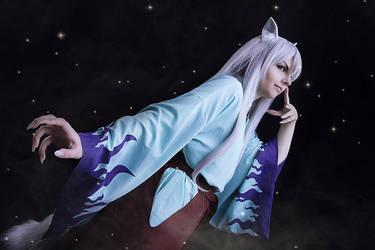 Kamisama Hajimemashita - Wild Fox by SorelAmy