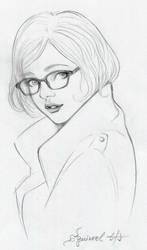 Portrait Study by SquirrelHsieh