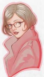 Pink by SquirrelHsieh