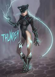 SDP Thunder by SquirrelHsieh
