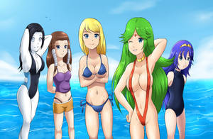 Smash Girls by At-Leon