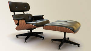 Eames Lounge Chair by Mithrasz
