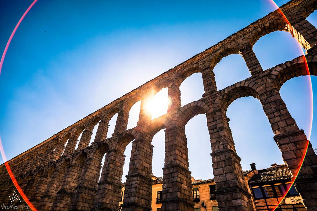 Flareduct of Segovia by VitoDesArts