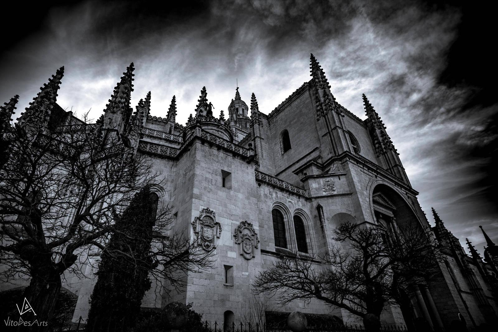Segovia Cathedral #2 by VitoDesArts