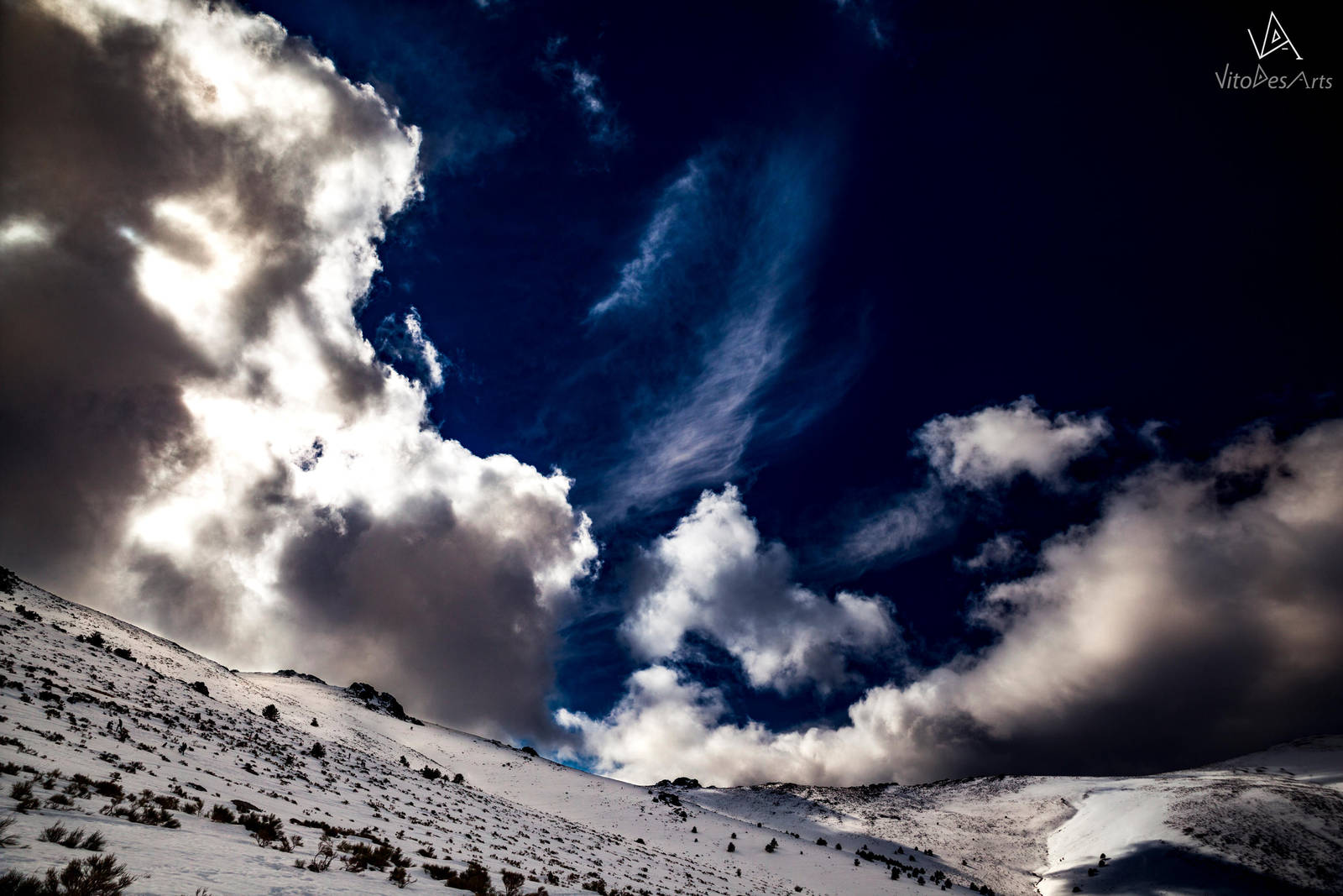 Mountainscape #2 by VitoDesArts
