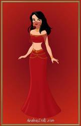 Meet Amira! by ArtistLucy