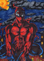 Toxin Watches Over by ChahlesXavier
