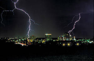 Bigger Lightning Shot by Tree0013