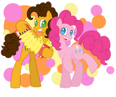 SuperDuper Party Ponies, That is Me and You by Star-Charm