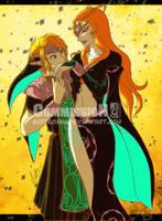 Commission-Twili Wedding by eERIechan