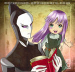 Pino and Kristeva by eERIechan