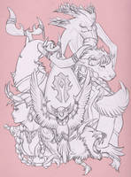 .: For the Horde :. by Luuuna-sama