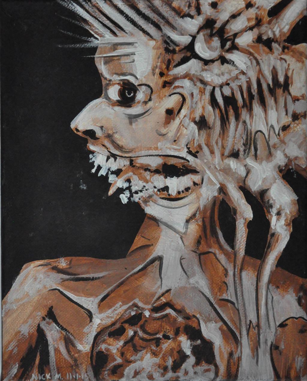 Teeth Axis by NickMears