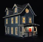Blue House by NickMears