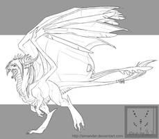 4C_Vampyra-Drake by Syvaender