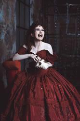 Sarah Chagal - Tanz der Vampire 5 by HesokaAngel