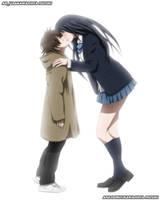 Ane Doki: Kota and Natsuki by AR-UA