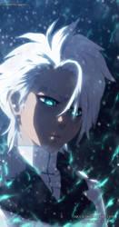 Bleach 592: Toushiro-Zombie by AR-UA