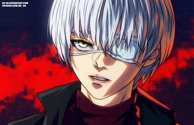 Tokyo Ghoul:re 102: Kaneki Ken by AR-UA