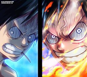One Piece 917: Luffy by AR-UA