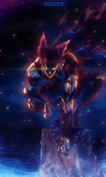 One Punch-Man 133: Garou by AR-UA