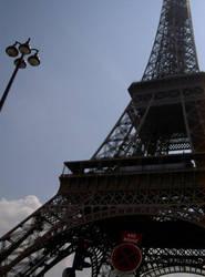 Eiffel tower by F-Marty