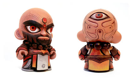 Diablo III Monk Custom by nedashi