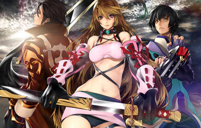 Tales of Xillia by kazakami