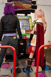 Lightning Cosplay by Nikki026